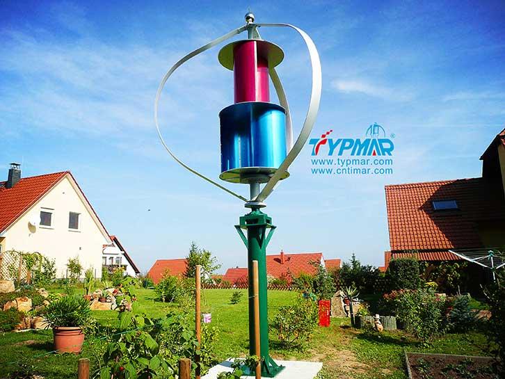 德国居民社区供电系统