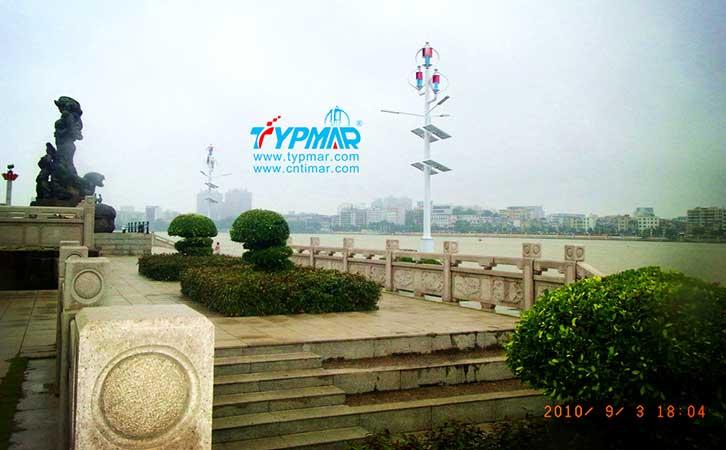 惠州景区江边工程