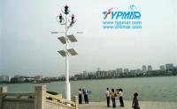 惠州景区江边工程 风光互补系统