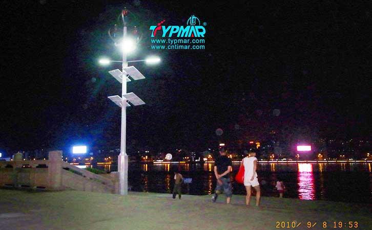 惠州景区江边工程 夜景