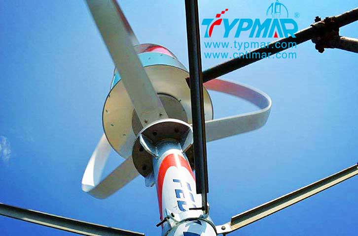 意大利通讯设备风力供电系统案例