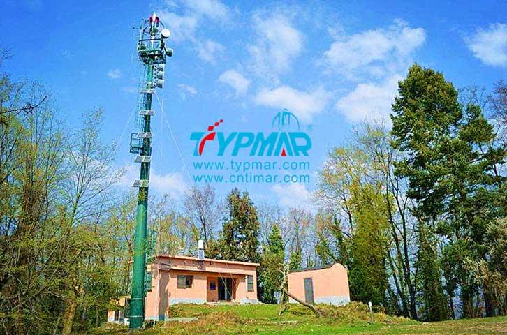 意大利通讯设备风力供电系统 风光互补系统