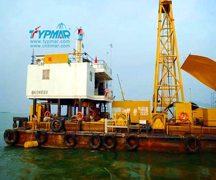 海上风力发电应用 香港轮船
