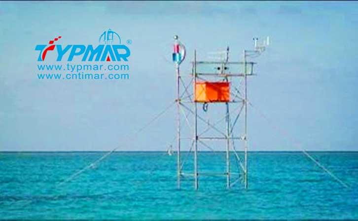 海上风力发电应用 海上平台