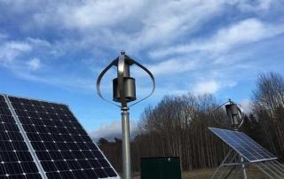 分布式风光互补离网发电系统
